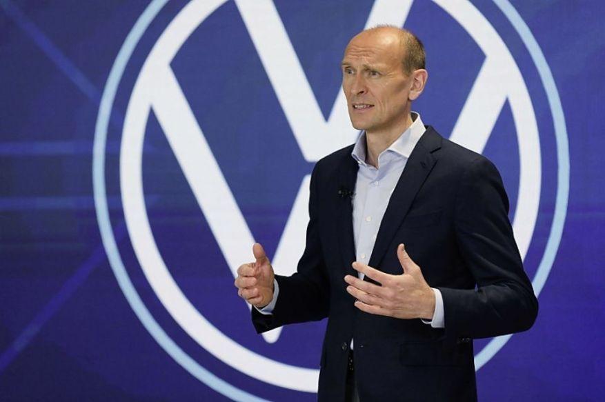 VW boss Ralf Brandstätter has big plans