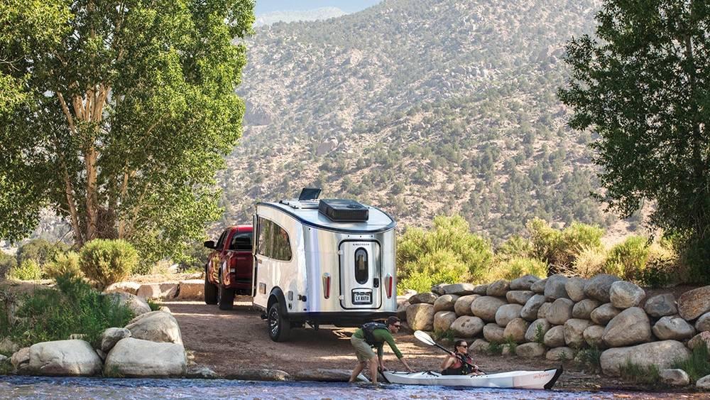 Airstream Basecamp X - der Anhänger für Offroad-Camping