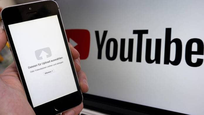 Platforms like YouTube would be affected by so-called