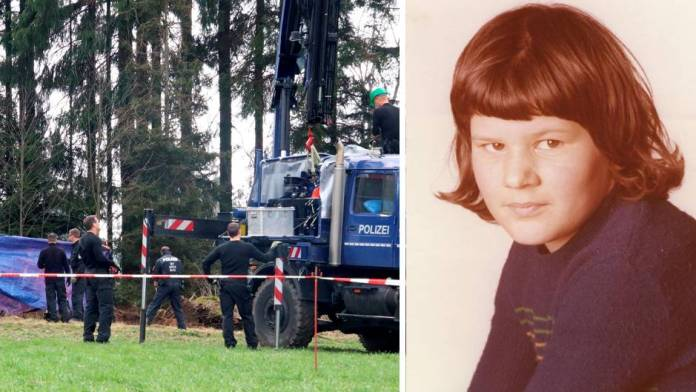 In May 1976, the then 12-year-old Monika Frischholz disappeared without a trace. Now the police are digging for her