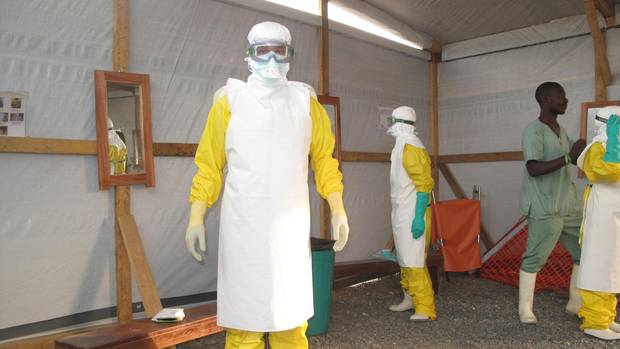 Use during an Ebola epidemic in West Africa 2015