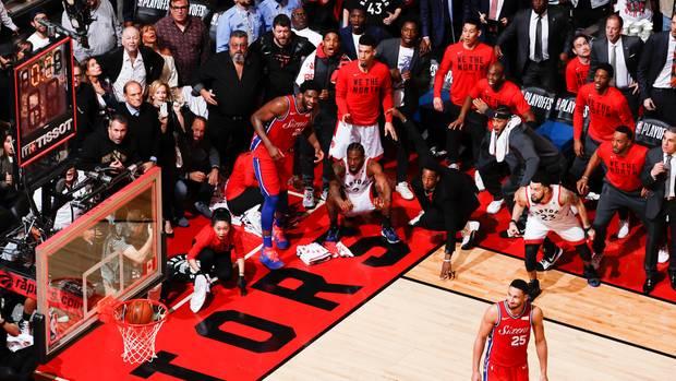 NBA Toronto Raptors - Philadelphia 76ers
