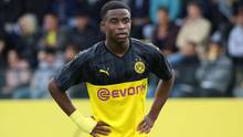 Mega talent Yousoufa Moukoko is only 15 years old, and will be allowed to play in the Bundesliga from November