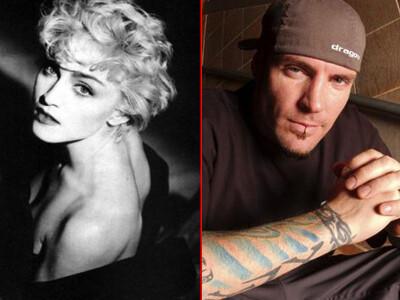 Madonna, Vanilla Ice