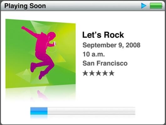 Invitatiile Apple de ultimii ani - 7