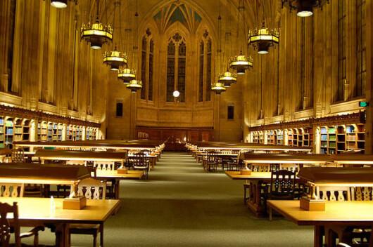 Biblioteci Valoroase din lume - 5