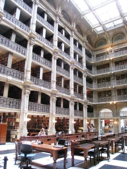 Biblioteci Valoroase din lume - 11