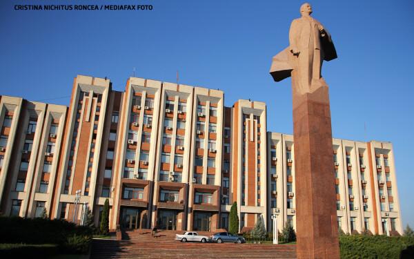 parlamentul Transnistriei Lenin
