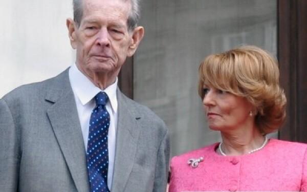 Regele Mihai I si Principesa Margareta