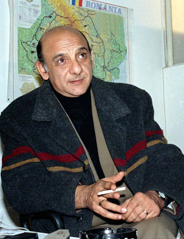 Ioan Stoica patronul Caritas