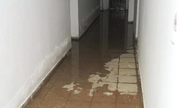 indundatie in bloc