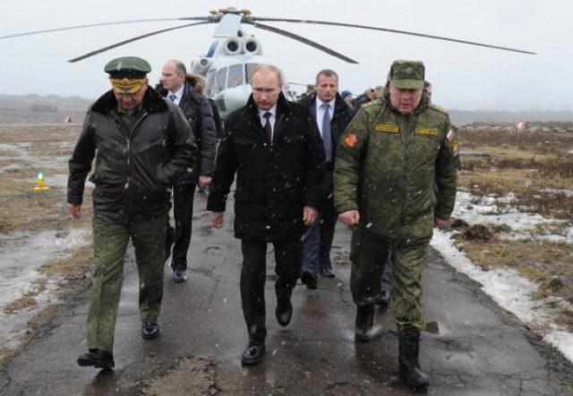 vladimir putin, rusia, armata rusa