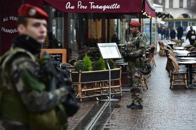 Jandarmi Paris