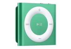 MP3 player Apple iPod Shuffle 2GB, Generatia 4 (verde)