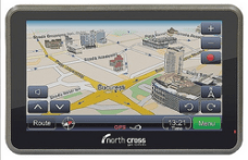 Navigator GPS North Cross ES515 Romania