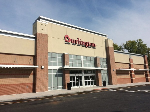 the new burlington coat factory retail store in dewitt
