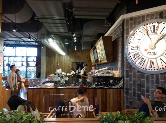 111 左營-Caffe Bene韓風咖啡館咖啡陪你 不過就只是咖啡館