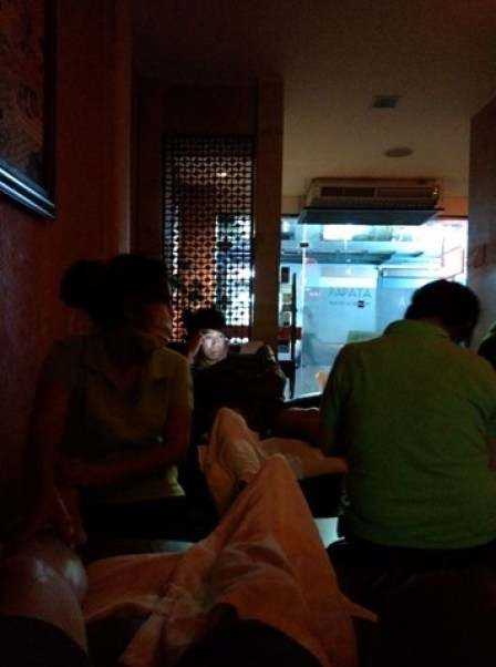 siamrelax6 Bangkok-SIAM Relax 超方便但覺得還好耶...