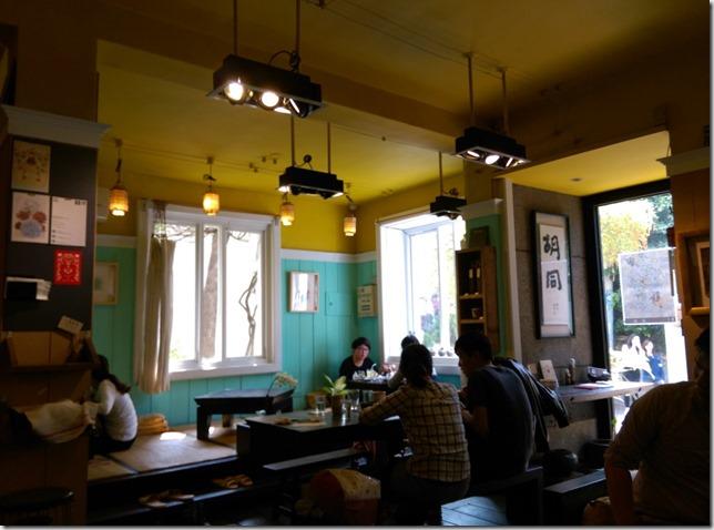 08_thumb1 台中-胡同 小葛廚房 老建築的舊式風味 漢堡好吃