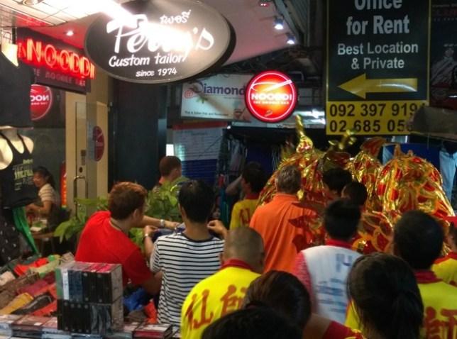 nooddi2 Bangkok-Nooddi The noodle bar名店?普普啊