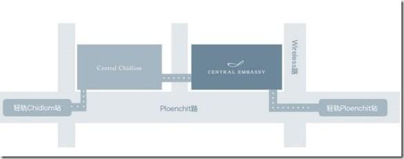 thumb1 Bangkok-Central Embassy最新的貴婦百貨 美食大集合
