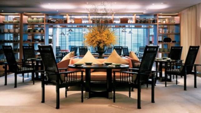 ERAWAN03 Bangkok-Erawan Tea Room泰式下午茶首選 四面佛邊的下午茶名店