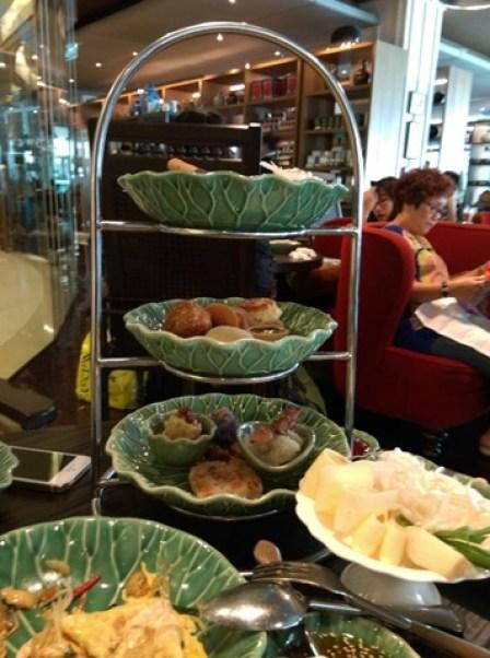 ERAWAN18 Bangkok-Erawan Tea Room泰式下午茶首選 四面佛邊的下午茶名店