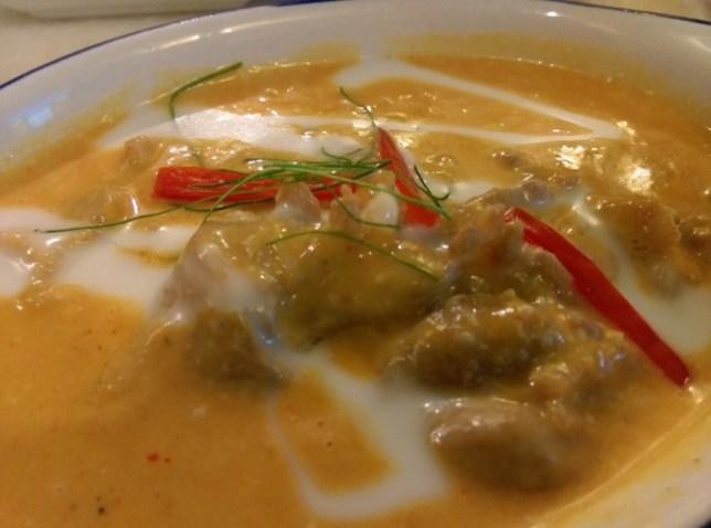 Hamonique17 Bangkok-Harmonique物美價廉 馳名泰國餐廳