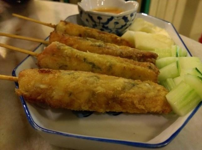 Hamonique20 Bangkok-Harmonique物美價廉 馳名泰國餐廳