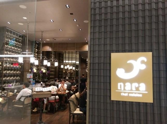 NARA02 Bangkok-Nara 第一還是第一 真的好吃的泰國餐廳