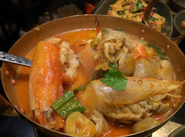 NARA17 Bangkok-Nara 第一還是第一 真的好吃的泰國餐廳