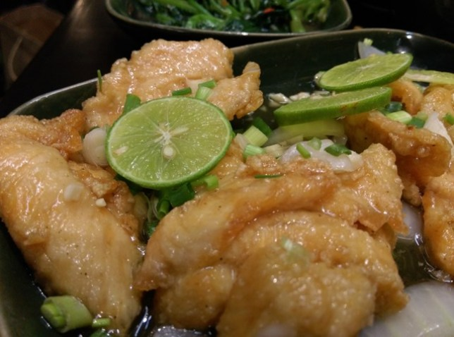 NARA19 Bangkok-Nara 第一還是第一 真的好吃的泰國餐廳