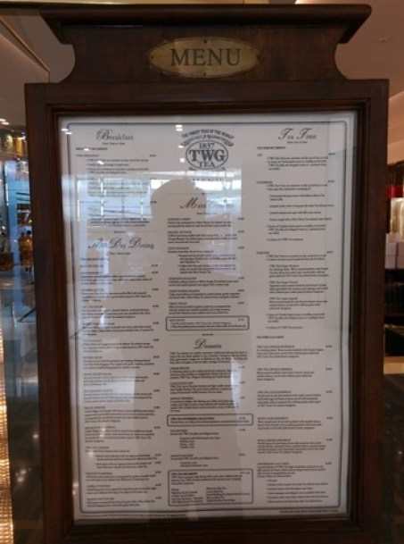 TWG03 Bangkok-TWG下午茶 體驗一下貴婦下午茶的魅力