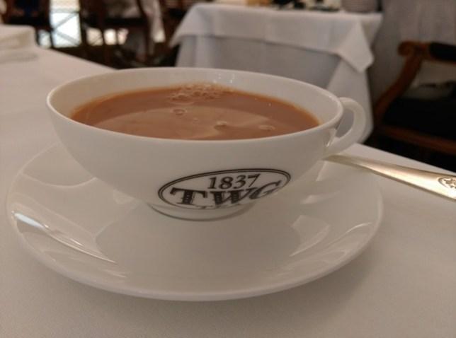 TWG12 Bangkok-TWG下午茶 體驗一下貴婦下午茶的魅力