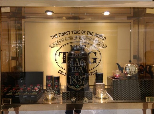 TWG20 Bangkok-TWG下午茶 體驗一下貴婦下午茶的魅力