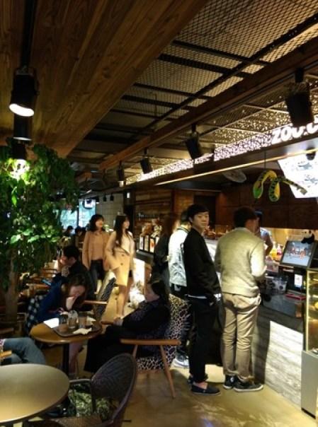 ZOO05 Seoul-Zoo Coffee動物主題咖啡館(弘大店)