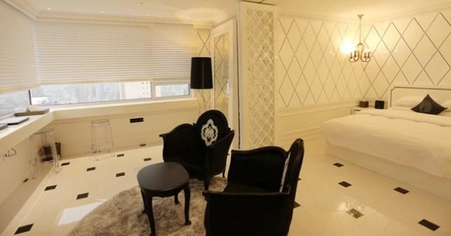 thedesigner15 Seoul-弘大旁設計飯店Hotel The Designers真的有設計有設計