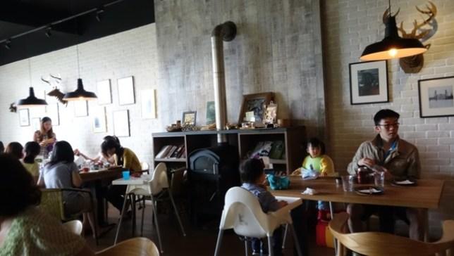 24 芎林-綠色小徑 賞桐花順便來喝個茶吧