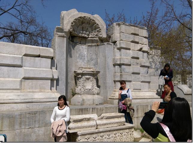 39_thumb1 Beijing-圓明園 英法聯軍毀的差不多了 但還是被列入世界文化遺產