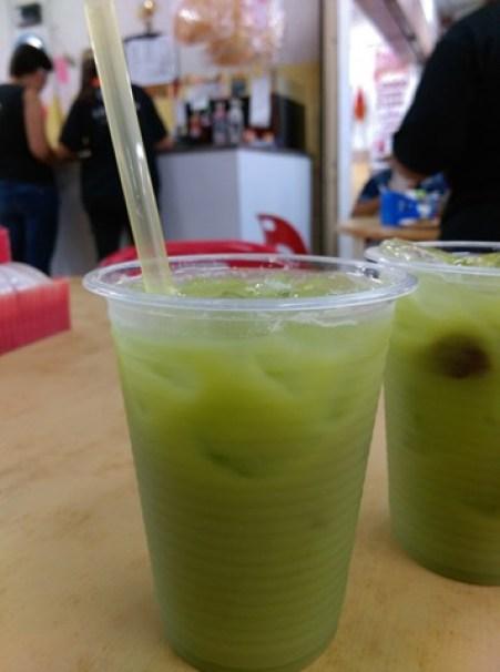 6 Johor Bahru-阿明家鄉小炒 三樓干米粉 果真是必吃