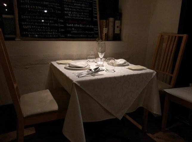 Meguro04 Meguro-目黑小地方的義大利餐館Lubero