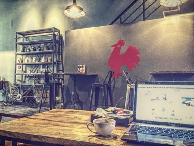 11227532_964888510208983_5159573920774419909_n 竹北-桑尼咖啡 文興路也有特色咖啡店 輕工業風的咖啡空間