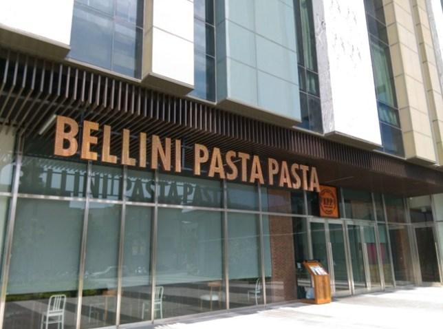 BPP01 頭份-Bellini頭份尚順廣場初體驗 貝里尼好吃喔!