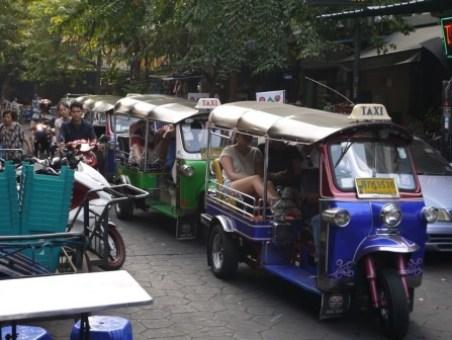 Khaoshan17 Bangkok-高山路Khaosan Road背包客天堂