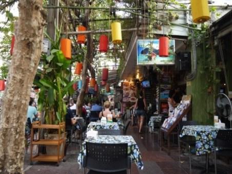 Khaoshan21 Bangkok-高山路Khaosan Road背包客天堂