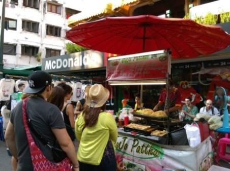 Khaoshan27 Bangkok-高山路Khaosan Road背包客天堂