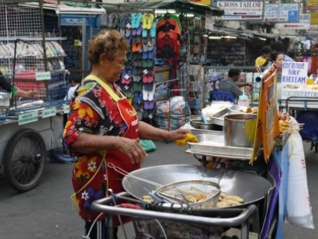 Khaoshan38 Bangkok-高山路Khaosan Road背包客天堂