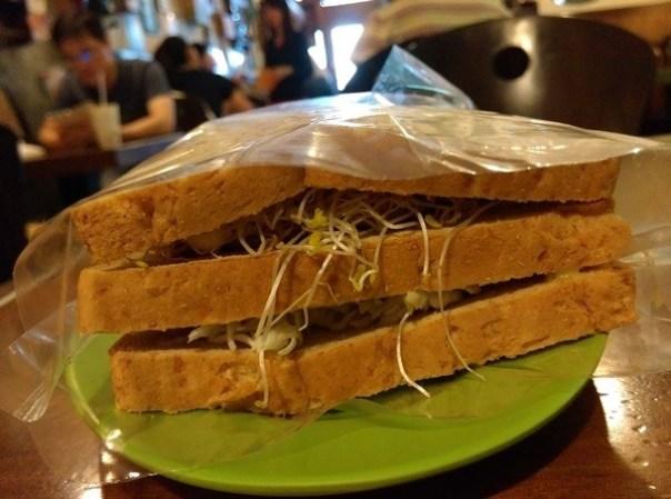 00123 竹北-洛印早餐 博愛路鄉村風味簡單人氣名店