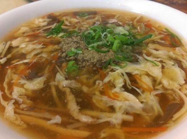 01105 新竹-水源街麵食館 前鼎泰豐師傅的湯包 但...