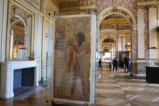 11111037 Paris-巴黎羅浮宮Musee du Louvre 藝術殿堂眼花撩亂看不完 一馬當先看蒙娜麗莎